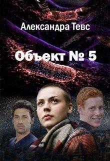 "Книга. ""Объект № 5"" читать онлайн"