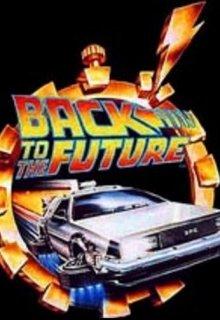 """Книга. """"Назад в будущее 4"""" читать онлайн"""