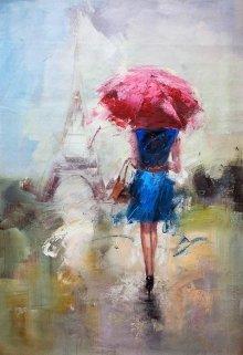 "Книга. ""Незнакомец под дождём"" читать онлайн"