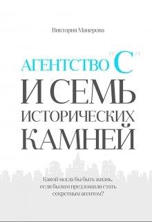 """Книга. """"Агентство """"С"""" и семь исторических камней"""" читать онлайн"""
