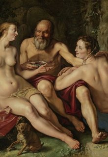 """Книга. """"Всамделишная история Лота и Авраама"""" читать онлайн"""