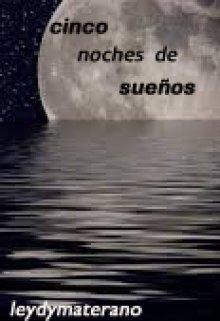 """Libro. """"cinco noches de sueño"""" Leer online"""
