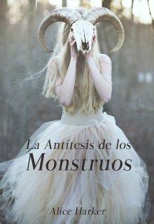 """Libro. """"La Antítesis de los Monstruos"""" Leer online"""