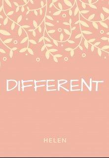 "Книга. ""Different"" читати онлайн"