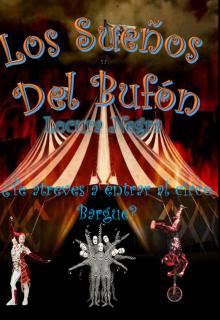 """Libro. """"Los Sueños Del Bufón """" Leer online"""
