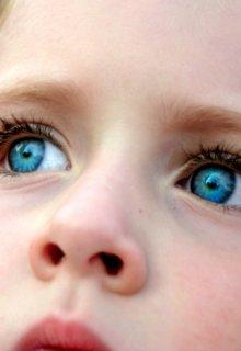 """Книга. """"Девочка с глазами цвета неба """" читать онлайн"""