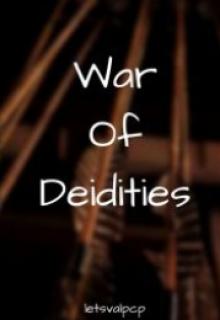 """Libro. """"war of deidities."""" Leer online"""