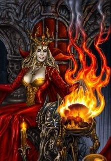 """Книга. """"Как сохранить Огненный трон."""" читать онлайн"""