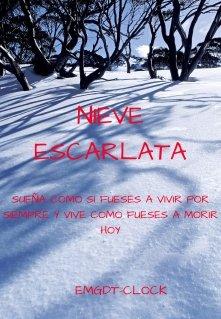 """Libro. """"Nieve escarlata"""" Leer online"""