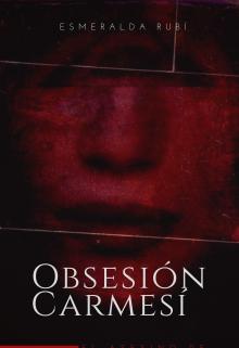 "Libro. ""Obsesión Carmesí "" Leer online"