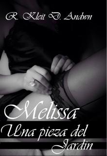 """Libro. """"Melissa Una  Pieza del Jardín"""" Leer online"""
