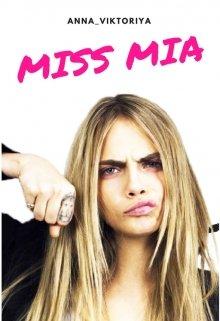 """Книга. """"Мисс Миа"""" читать онлайн"""