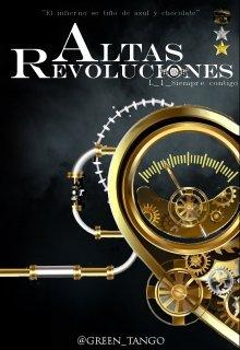 """Libro. """"Altas Revoluciones 1"""" Leer online"""
