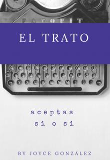 """Libro. """"El Trato"""" Leer online"""