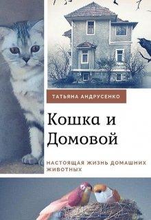 """Книга. """"Приключения Кошки и Домового"""" читать онлайн"""
