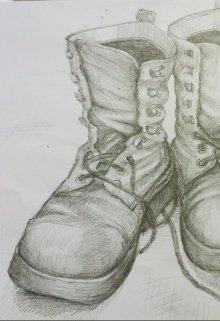 "Книга. ""Коричневые ботинки со шнурками"" читать онлайн"