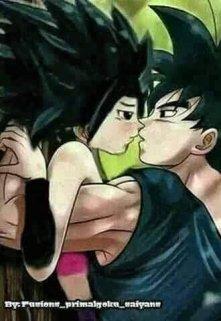 """Libro. """"Goku y Caulifla amor de saiyajines"""" Leer online"""