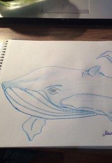 "Книга. ""Девочка и синий кит."" читать онлайн"