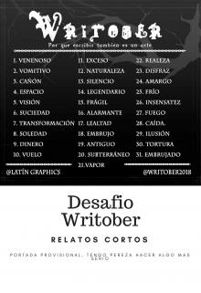 """Libro. """"Desafio Writober"""" Leer online"""