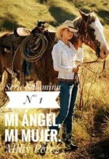 "Libro. ""Mi ángel, mi mujer. Saga Salamina Nº 1"" Leer online"