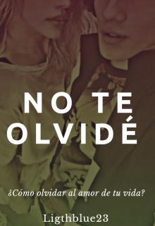 """Libro. """"No Te OlvidÉ """" Leer online"""
