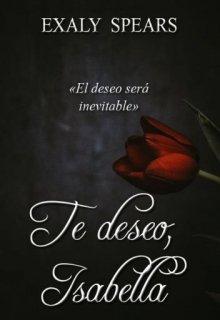 "Libro. ""Te deseo isabella "" Leer online"