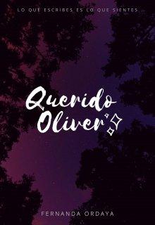 "Libro. ""Querido Oliver"" Leer online"