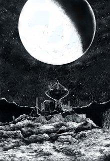 """Обложка книги """"Чёрный Эдем"""""""