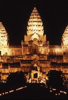 "Книга. ""Хроносы. Тайна Ангкор Вата"" читать онлайн"