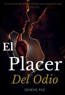 """Libro. """"El Placer Del Odio"""" Leer online"""