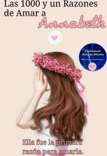 """Libro. """"Las 1000 y Un Razones De Amar a Annabeth"""" Leer online"""