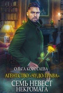 """Книга. """"Агентство """"Чудо-трава"""" семь невест некромага"""" читать онлайн"""