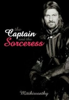 """Book. """"The Captain and the Sorceress"""" read online"""