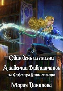 """Книга. """"Один день из жизни учебы в Академии Библиоманов"""" читать онлайн"""