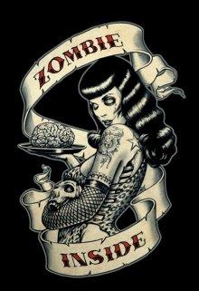 """Libro. """"El Chico Y La Zombie"""" Leer online"""
