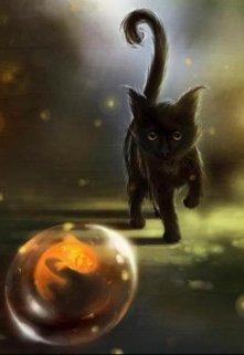 """Книга. """"1. Кошка и Чертяшка"""" читать онлайн"""