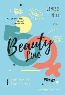 """Libro. """"Beauty Line"""" Leer online"""