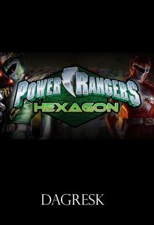 """Libro. """"Powerrangers Hexagon"""" Leer online"""