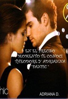 """Libro. """"En El Preciso Momento De Conoci"""" Leer online"""