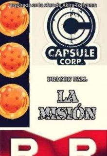 """Libro. """"Dragon Ball La MisiÓn """" Leer online"""