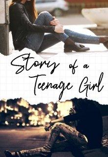 """Libro. """"Story of a Teenage girl"""" Leer online"""