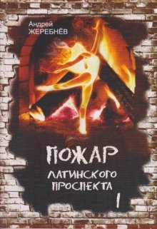 """Книга. """"Пожар Латинского проспекта"""" читать онлайн"""