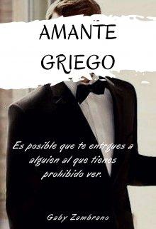 """Libro. """"Amante Griego"""" Leer online"""