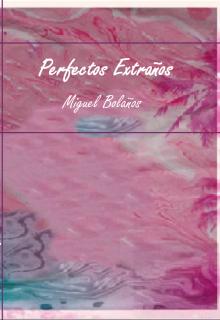 """Libro. """"Perfectos Extraños"""" Leer online"""