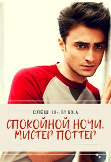 """Книга. """"Спокойной ночи, мистер Поттер"""" читать онлайн"""