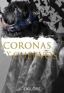 """Libro. """"Coronas y Cuervos"""" Leer online"""