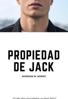 """Libro. """"Propiedad de Jack"""" Leer online"""