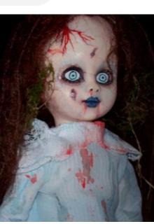 """Книга. """"Старинная кукла"""" читать онлайн"""