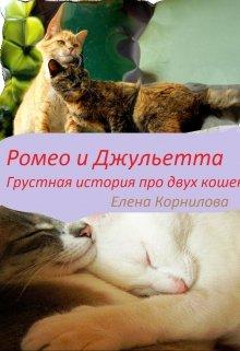 """Книга. """"Ромео и Джульетта. Грустная история двух кошек."""" читать онлайн"""