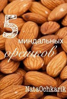 """Книга. """"5 миндальных орешков"""" читать онлайн"""